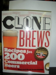 North American Clone Brews written by Scott R. Russell