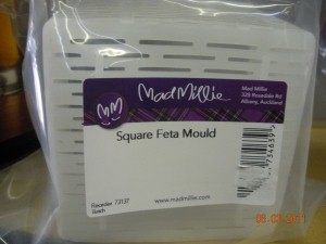 Mould Feta Sq.