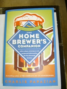 The Home Brewer'€™s Companion written by Charlie Papazian