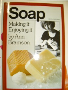 Soap Making it, Enjoying it