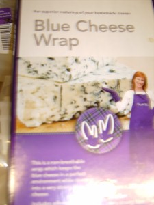 Wrap Blue Cheese
