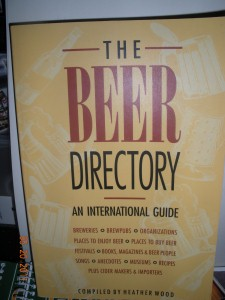 The Beer Directory